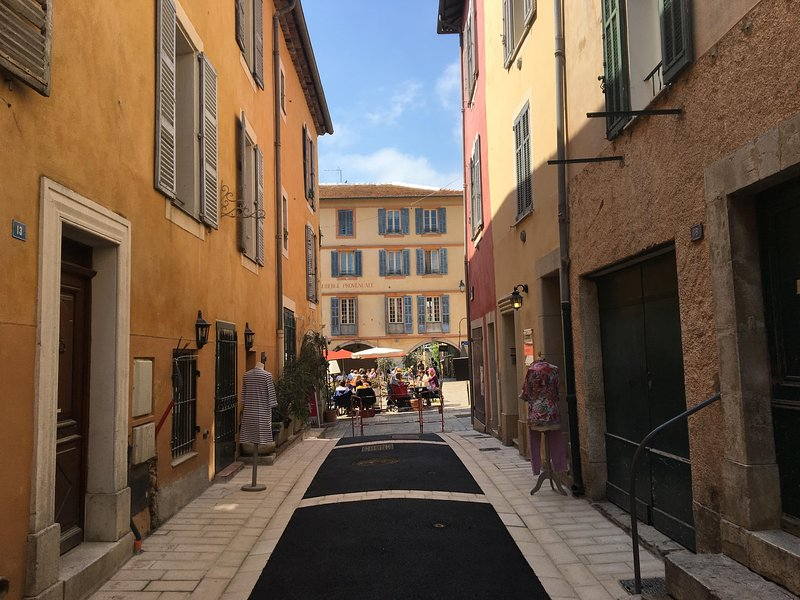 Charming apartment in the heart of Valbonne, Ferienwohnung in Valbonne