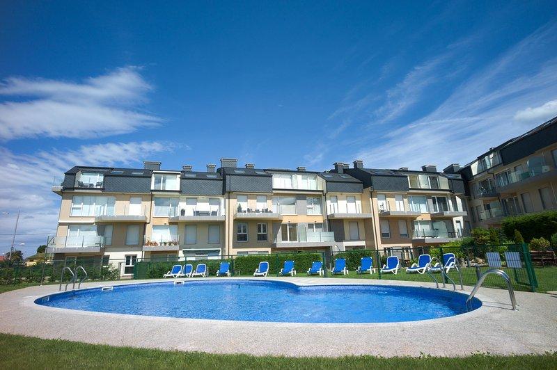 Atico Premium Playa de Altar 3, alquiler de vacaciones en Provincia de Lugo