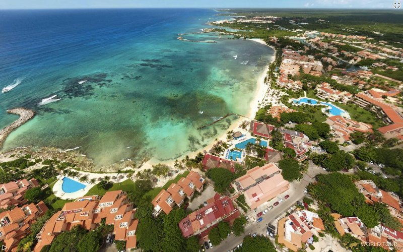 Riviera Maya Haciendas, Quinta Maya - The Beach of Puerto Aventuras