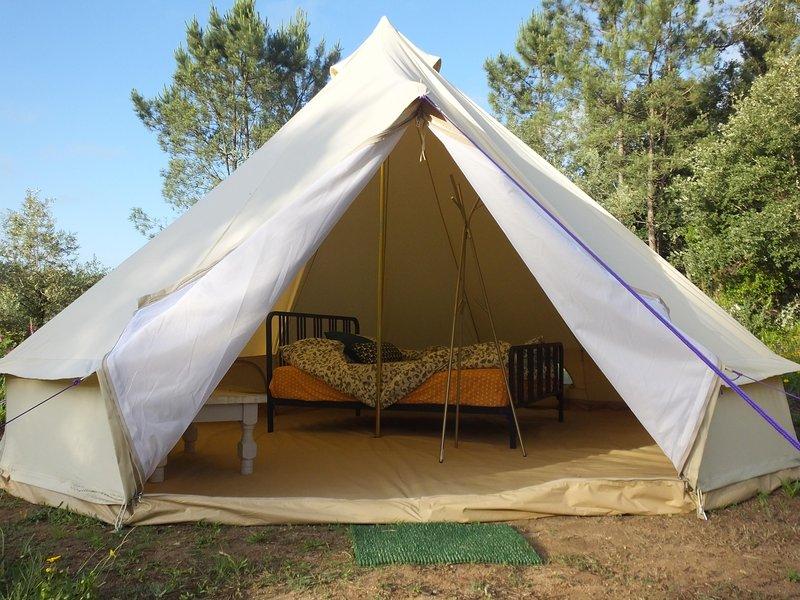 Dolittle Holidays - Tenda de Carvalho, vacation rental in Alvaiazere