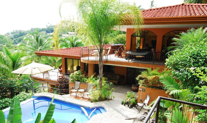 CasaTolteca - Your private luxury estate nestled in the Manuel Antonio Rain-Forest
