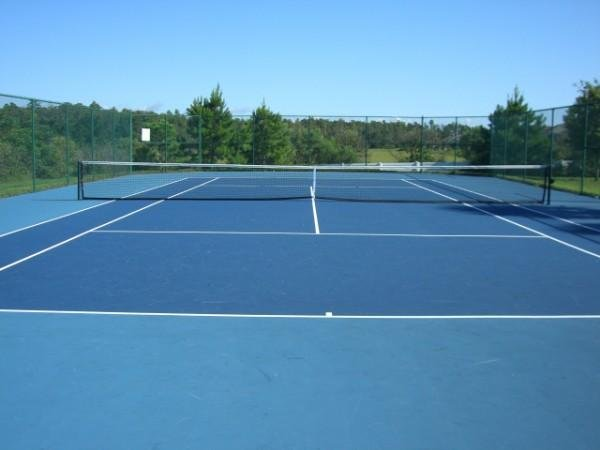 Highgate Park,The Tennis Courts.