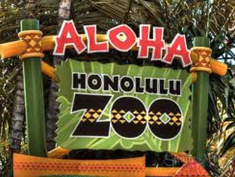 Visit the Zoo - 5 mins away