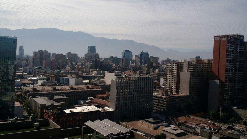 Departamento Santiago Centro, holiday rental in Lo Solar