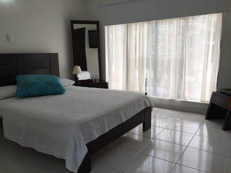 Habitación Doble, Casa Centenario Pereira/Risaralda, location de vacances à Département de Risaralda