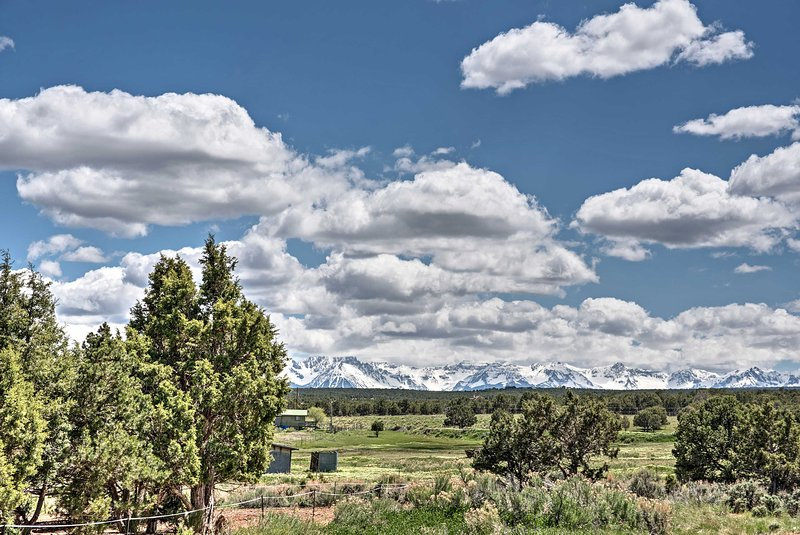 With the mountains as your backdrop, you won't be able to take your eyes off Colorado's striking natural beauty.