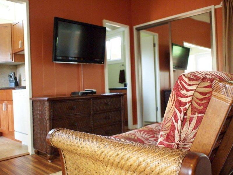 Mango ohana in Sprecks, Paia Maui's north shore, holiday rental in Paia