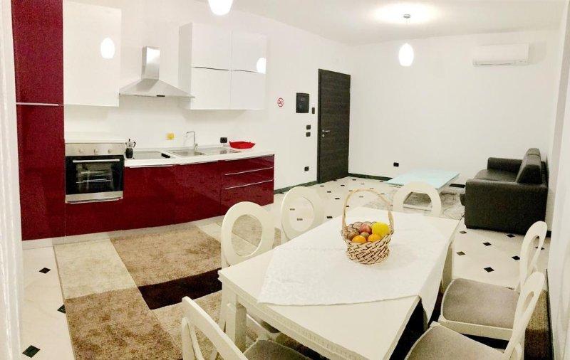 Pandora Residence Apartment, location de vacances à Daias-Barabas