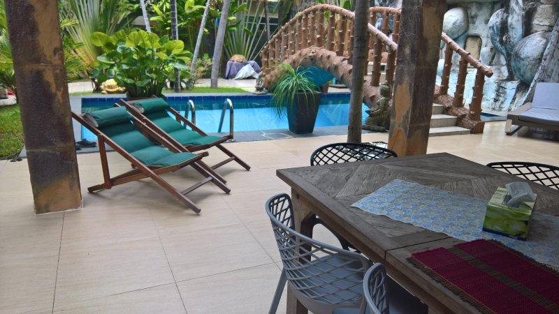 area piscina Patio