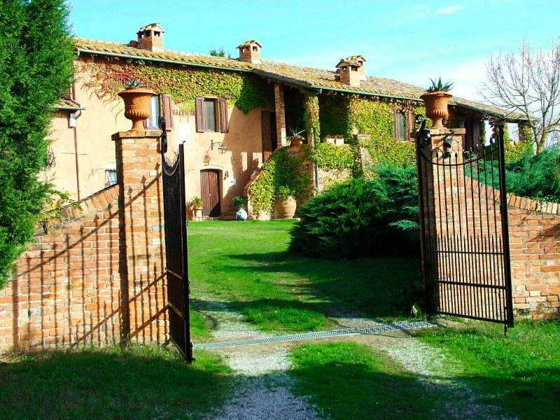 Agriturismo Le Gualtiere, holiday rental in Sant'Albino