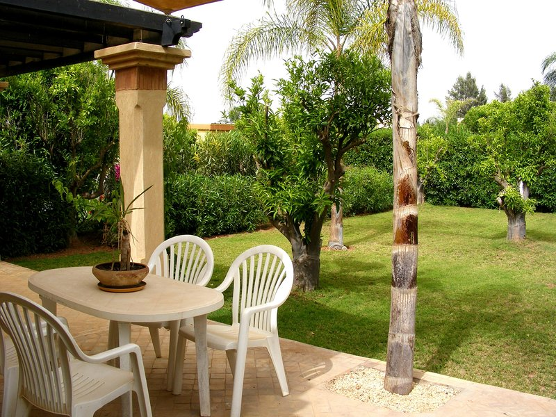 (52) TRES AGREABLE VILLA DE VACANCES, vakantiewoning in Oulad Teima