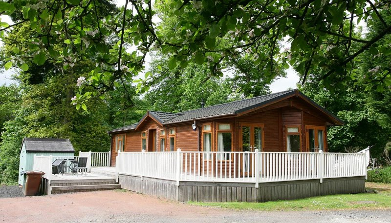 Kingfisher Lodge, Loch Lomond, holiday rental in Loch Lomond and The Trossachs National Park