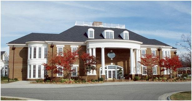 Williamsburg Plantation Resort-Club House