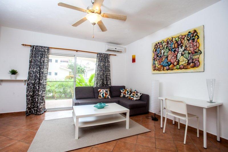 El Dorado apartment in Bavaro near the beach, location de vacances à Punta Cana