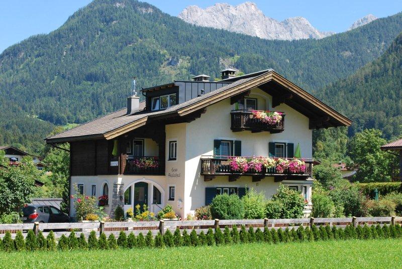 Appartements Saalachtal Panoramablick, vacation rental in Lofer