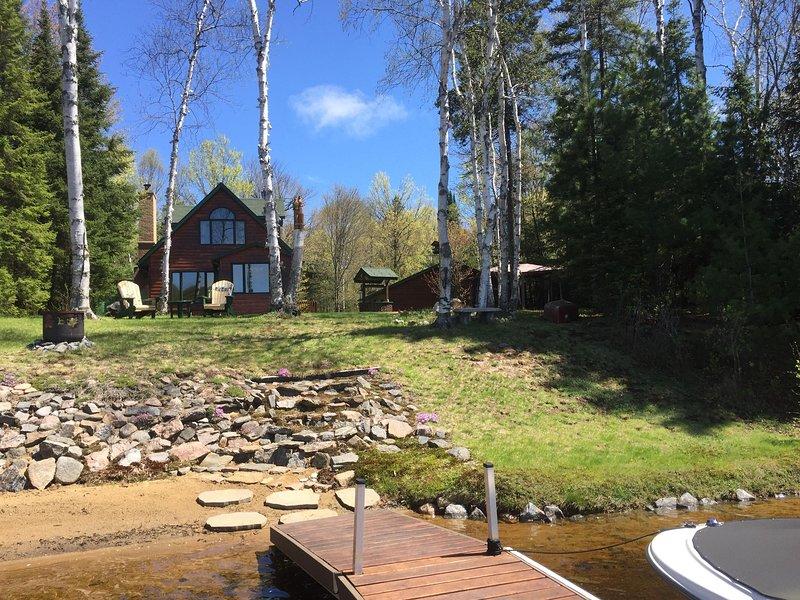 Mink Lake Retreat de visón Lago