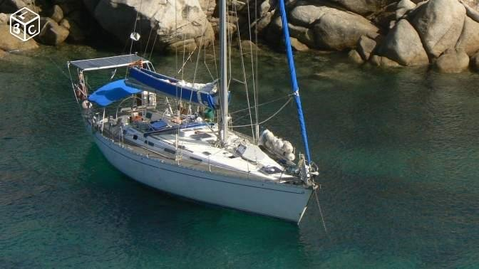 Croisière en Corse & Sardaigne à bord d'un grand voilier de 15m Cruise in France, aluguéis de temporada em Porto-Vecchio