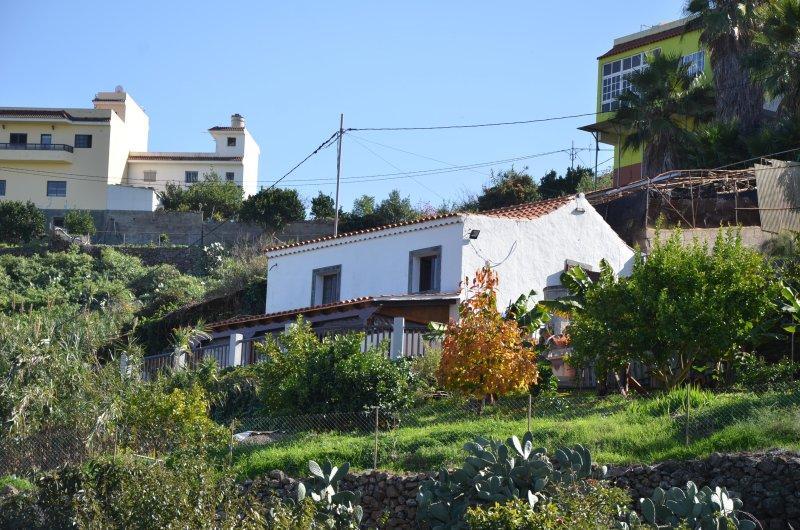 Vivienda vacacional la BERRERA, location de vacances à Barranco del Pinar