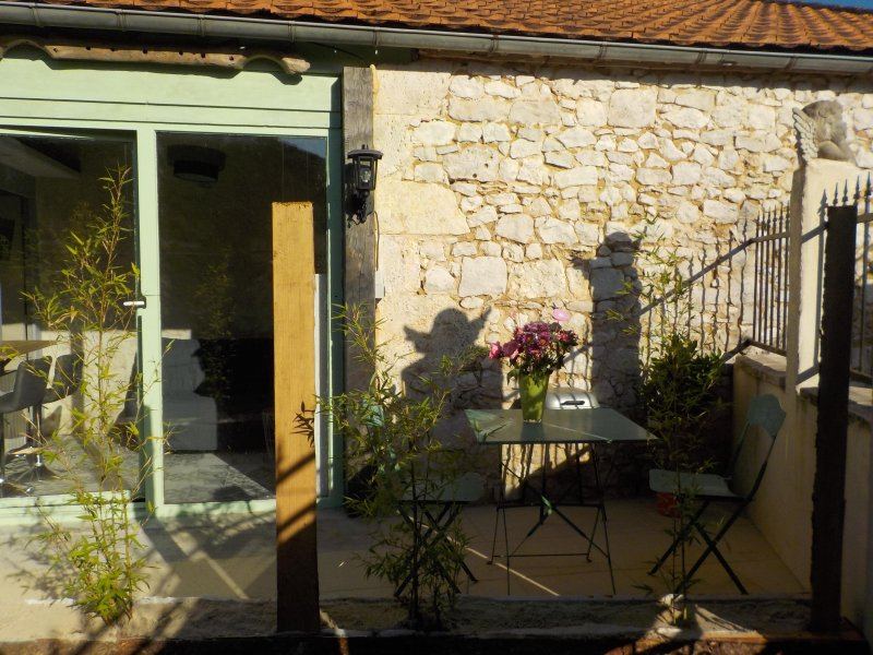 STUDIO DE CHARME EYMET, holiday rental in Eymet