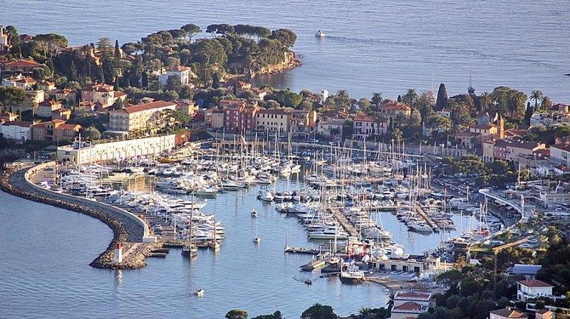 Cap Ferrat, vacation rental in Monaco-Ville