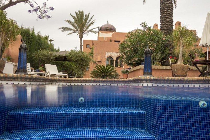 Casa-palacete árabe ALBANTA, holiday rental in Vera