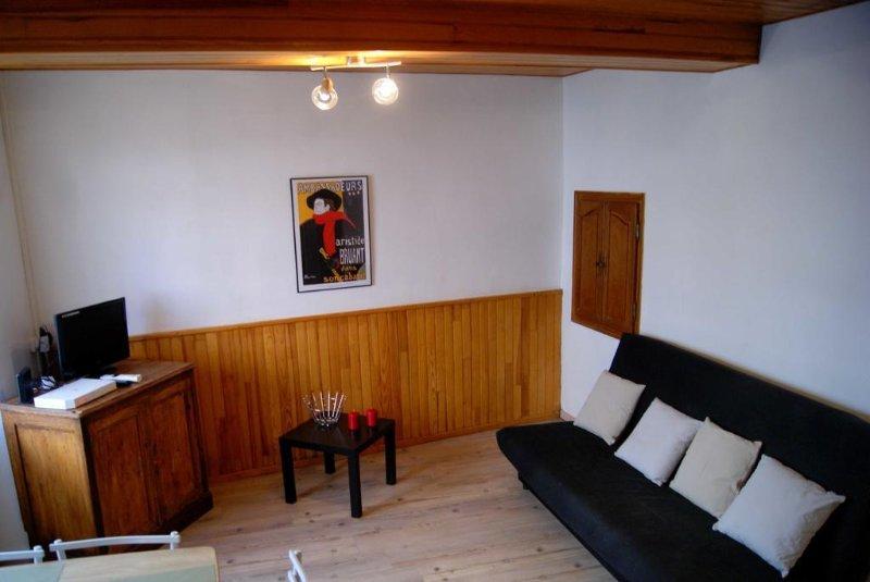 Appart hôtel rez-de-chaussée, holiday rental in Trausse