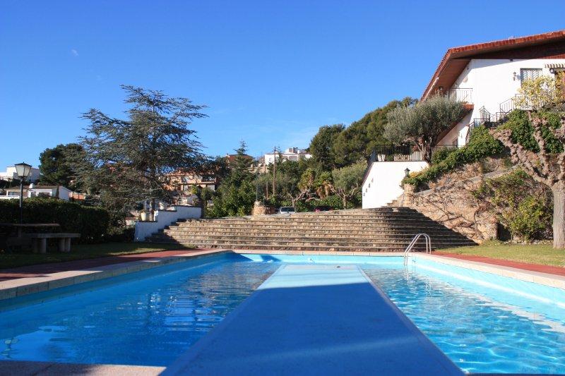 Villa Vista Mar - Apartment, vacation rental in Santa Susanna