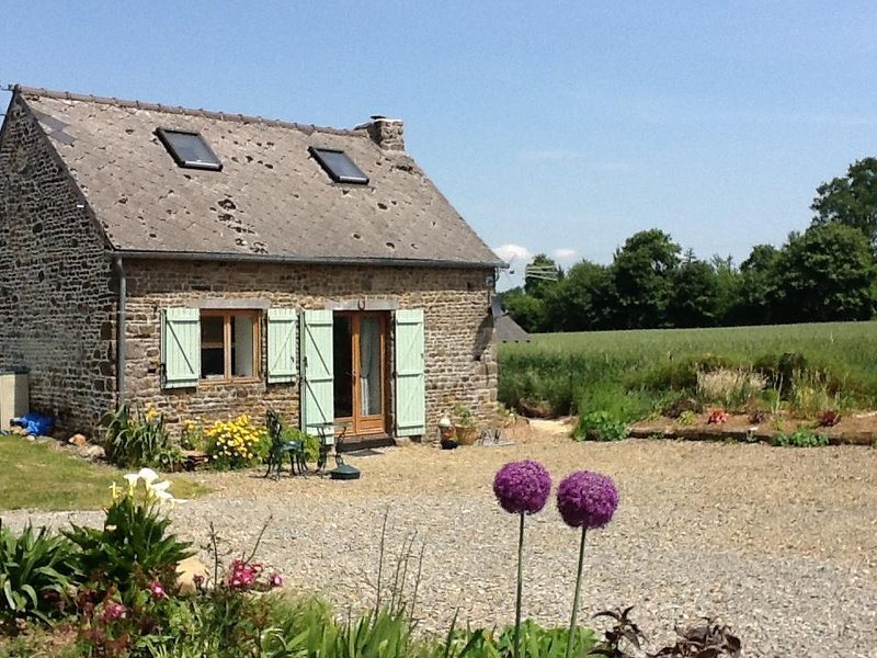 The Bakehouse at La Pouliniere, L'Epinay Le Comte 61350, vacation rental in Saint-Fraimbault