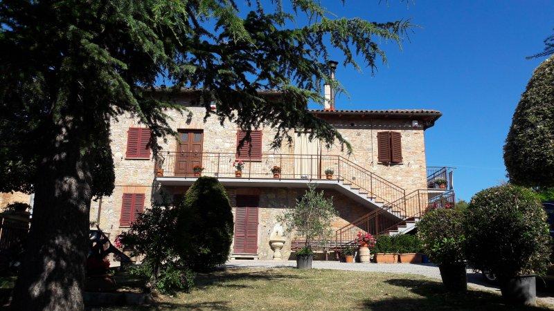 Casa vacanze la Vigna - Chiusi (Toscana), holiday rental in Chiusi