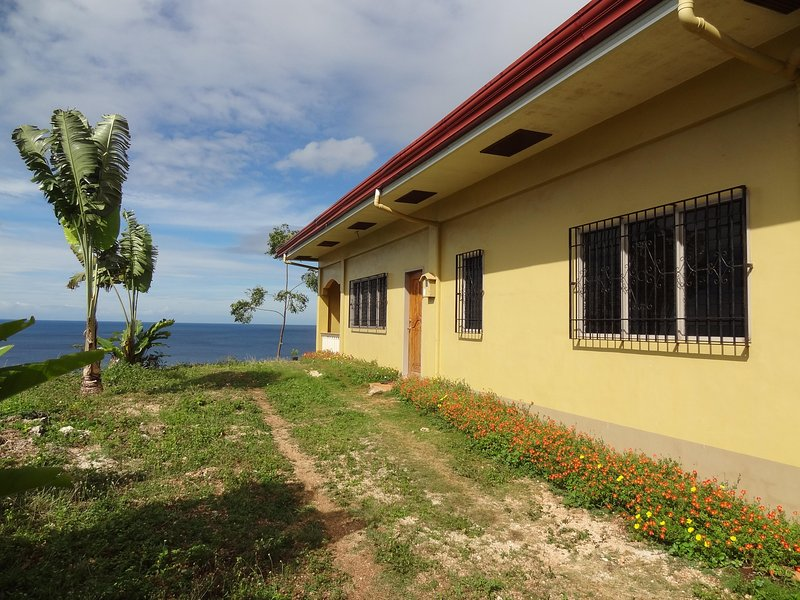Your own home in Siquijor.
