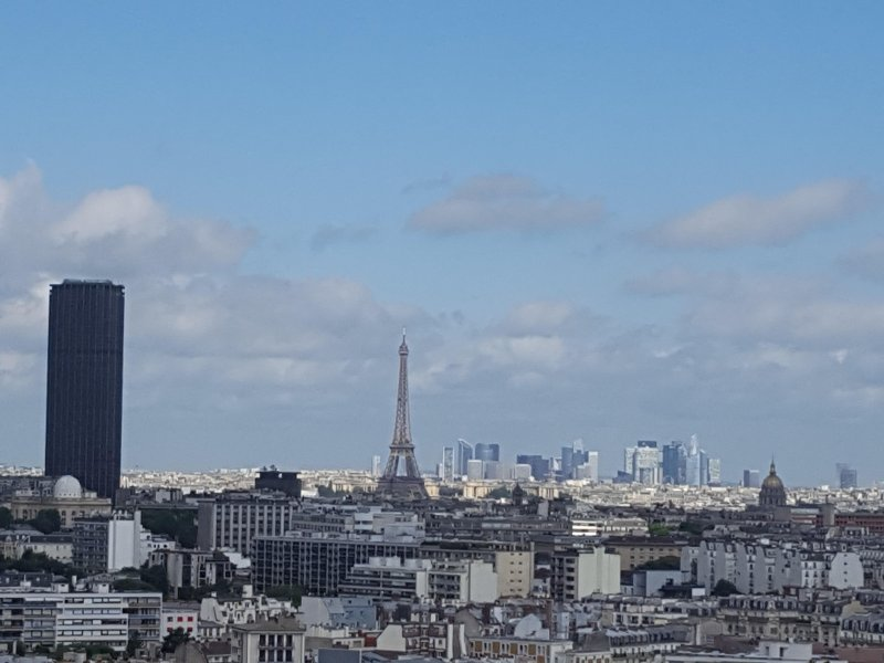 Superbe vue sur Paris - Place d'Italie, holiday rental in Gentilly