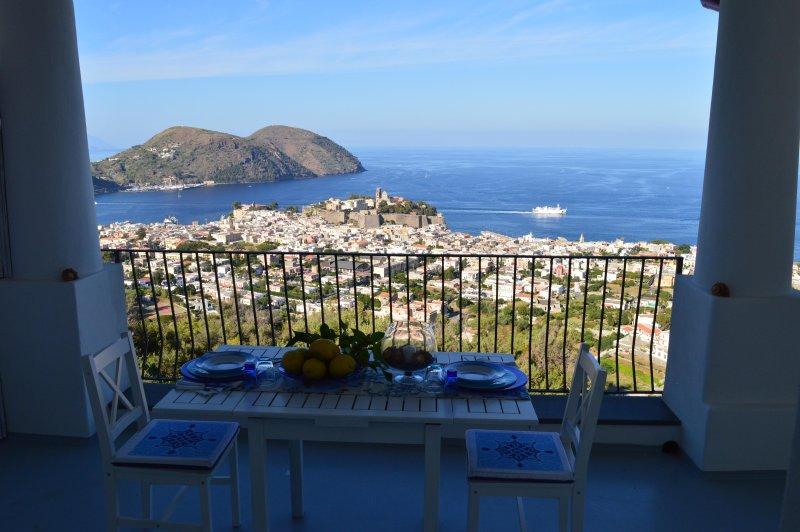 Villa Serena 'Grecale', holiday rental in Pianoconte