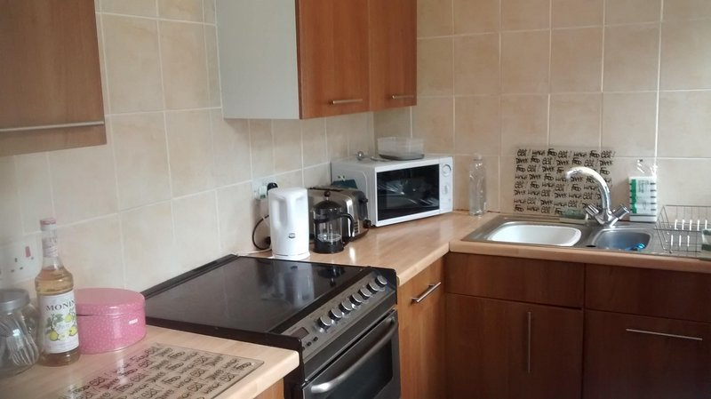 cosy seaside apartment, location de vacances à Burntisland