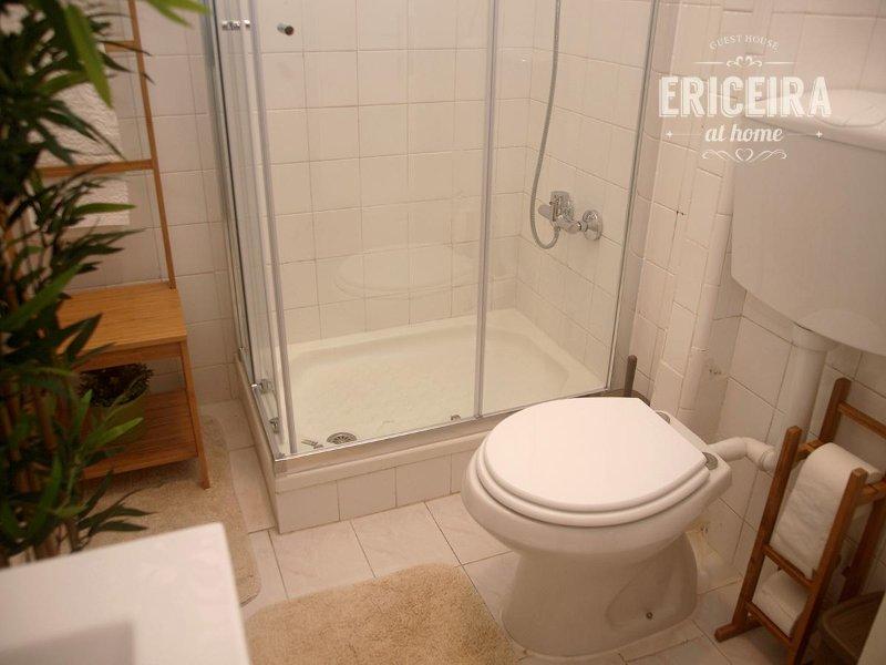 WC com duche