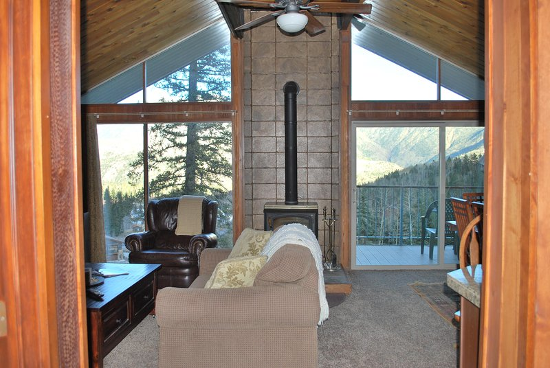 Purgatory Ski/in-Ski/out - Twilight View Condos C-2, holiday rental in Durango Mountain