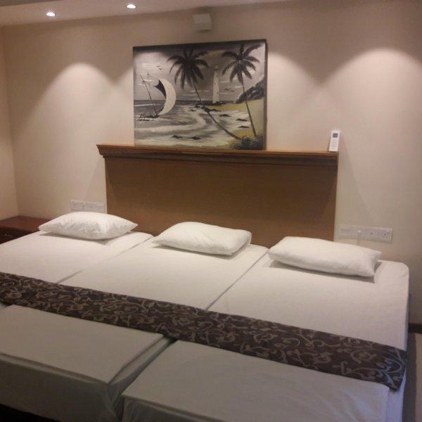 QUADRUPLE ROOMS RIVORICH RESIDENCE, holiday rental in Wattegama