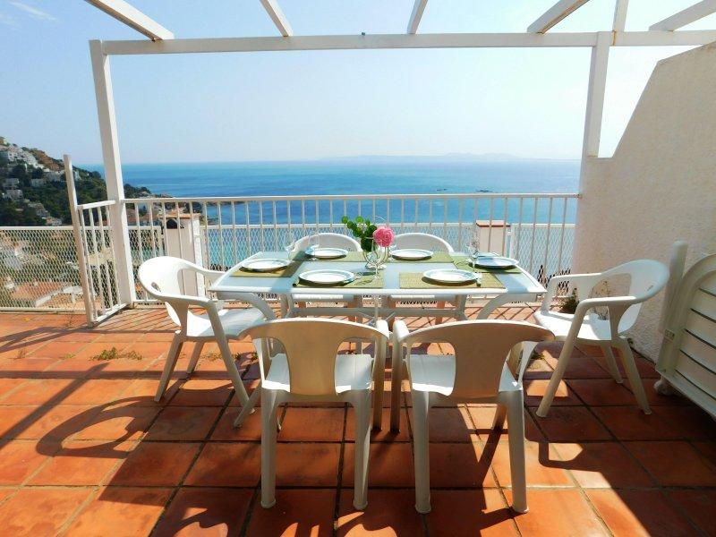 Casa de vacaciones en Canyelles, Roses, Costa Brava, holiday rental in Roses