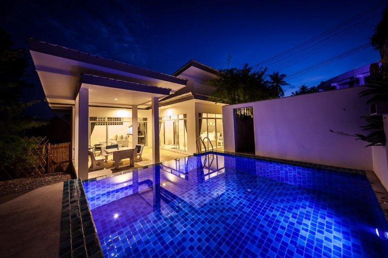 Splendida villa con 2 camere da letto a Chaweng.