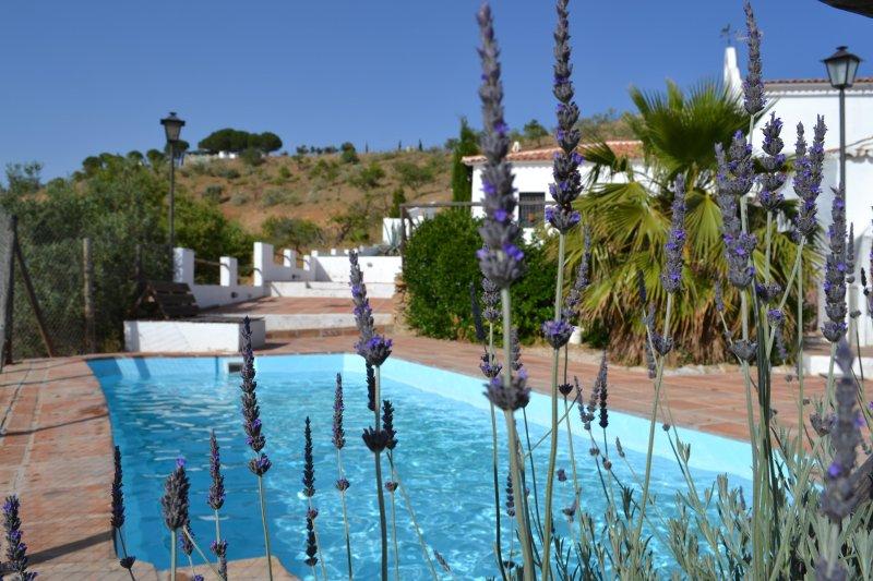 Casa El Cielo 8 Malaga, vacation rental in Colmenar