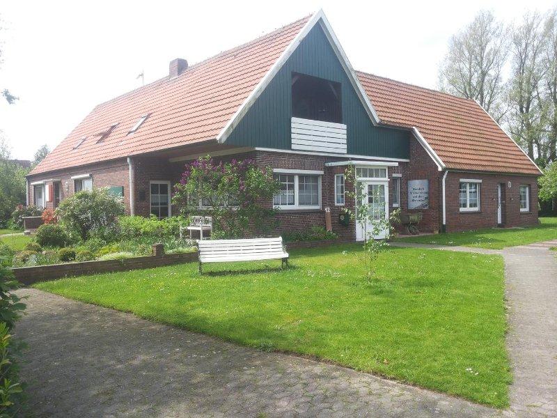 Birkenhof Neuharlingersiel, location de vacances à Neuharlingersiel