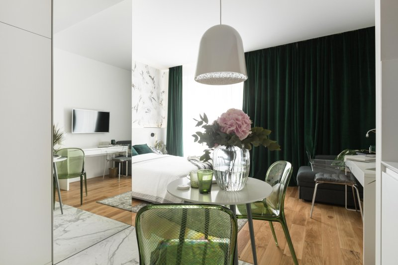 New stylish studio in central St Petersburg, holiday rental in St. Petersburg