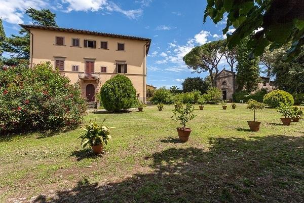 Villa Bassi - Le Vedute, vacation rental in Santa Croce Sull'Arno