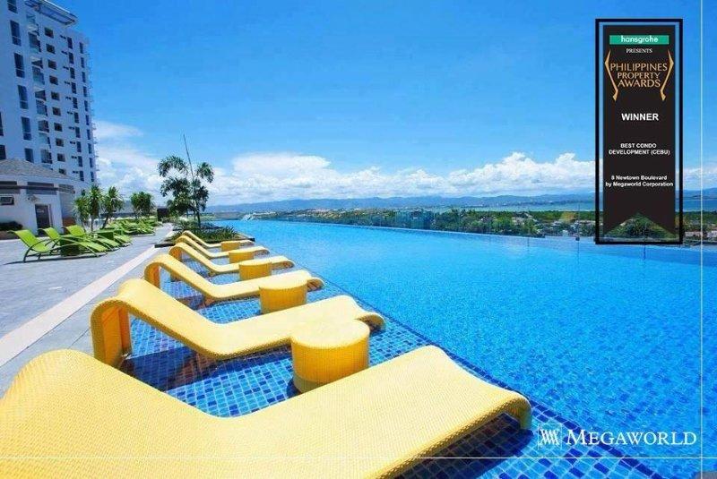 Be at the best condominium in Cebu Philippines near Mactan Airport