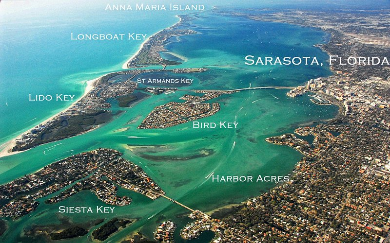 Nossas belas ilhas