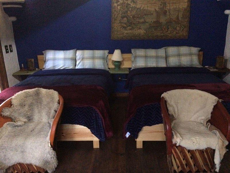 Habitación de descanso en el campo, vacation rental in Zacatlan