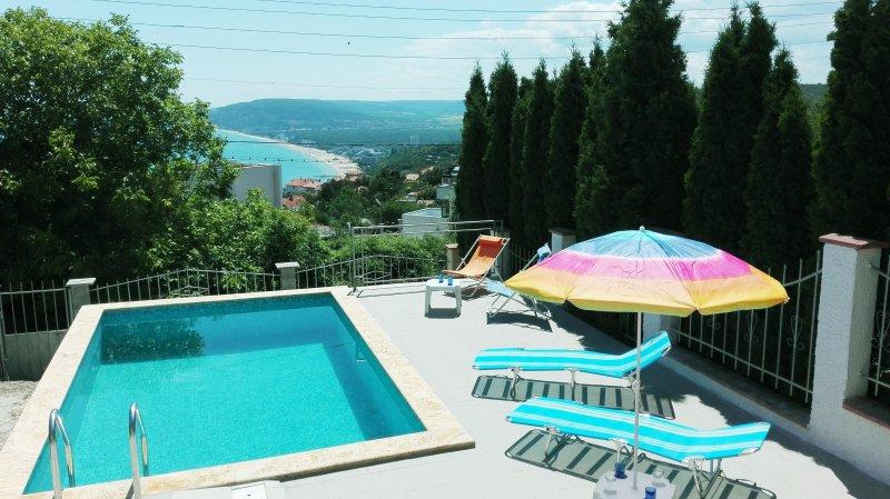 villa Albena view, aluguéis de temporada em Albena