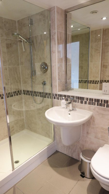 Consequently Shower Room