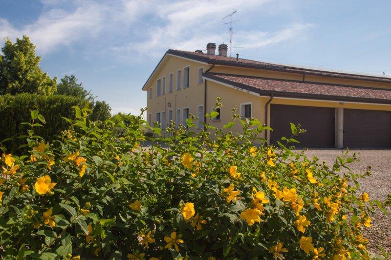 Agriturismo Il Brugnolo - lavanda monolocale nella campagna tra Reggio e Modena, location de vacances à Baiso