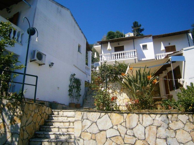 Pantazis studios, holiday rental in Benitses