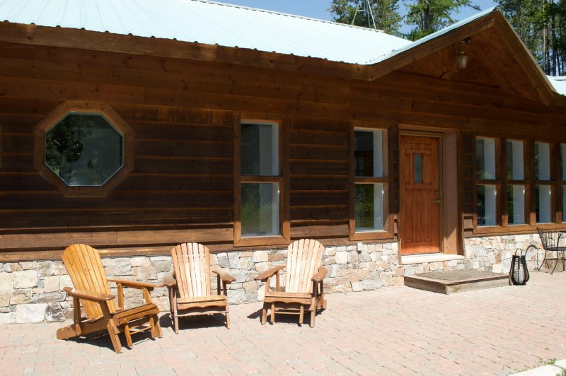 Welcome to your Glacier National Park home away from home!